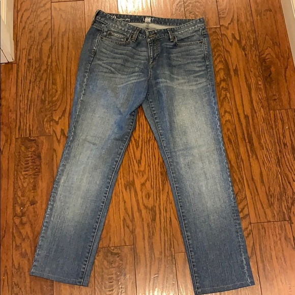 LOFT Denim - LOFT Modern Slim Jeans- like new
